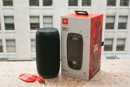 JBL Link 10 Smart Speaker Review: Gateway to the Smart Home Life?