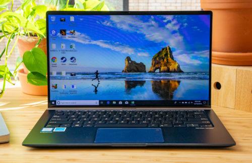 Asus ZenBook 14 UX433 Review