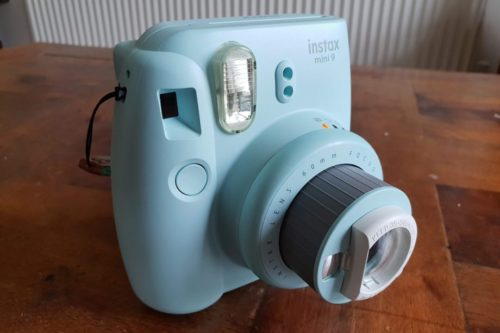 Fujifilm Instax Mini 9 Review : This entry-level Instax might just be the perfect introduction to instant film…