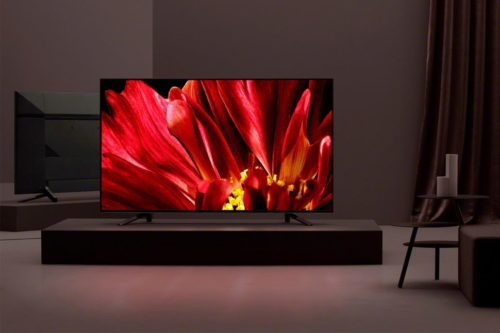 Sony KD-65ZF9 4K TV review: Legendary wide viewing angle is let down by black levels