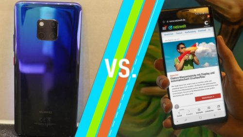 Huawei Mate 20 Pro vs Samsung Galaxy Note 9 Comparison Review : In-Depth
