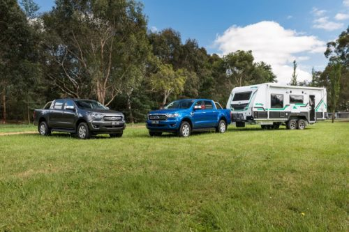 2019 Ford Ranger XLT 3.2 v Ford Ranger XLT 2.0 Bi-Turbo Comparison – Tow Test