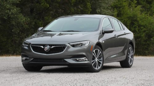 2019 Buick Regal Review