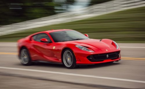Ferrari 812 Superfast, the Literally Named Supercar