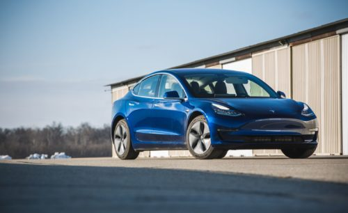 Tesla's Model 3 currently costs $38,000 to produce but will sell for $35,000