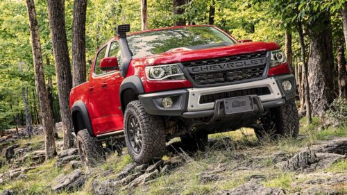 2019 Chevrolet Colorado Review