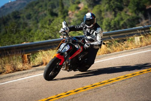 2019 KTM 790 Duke Street Test: Track, Canyons, and Commute
