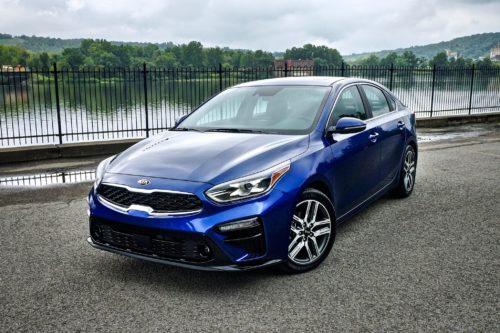 2019 Kia Forte Review
