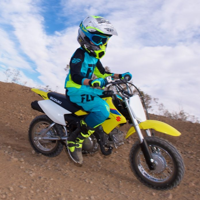 2019 Suzuki DR-Z50 Review | Just In Time For Christmas (15 Fast Facts)