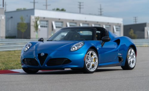 2019 Alfa Romeo 4C Review