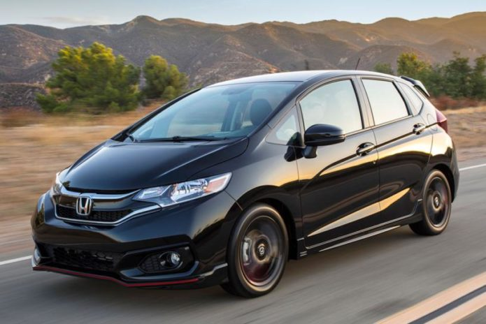 2019-honda-fit-sport-crystal-black-pearl-left-front-quarter