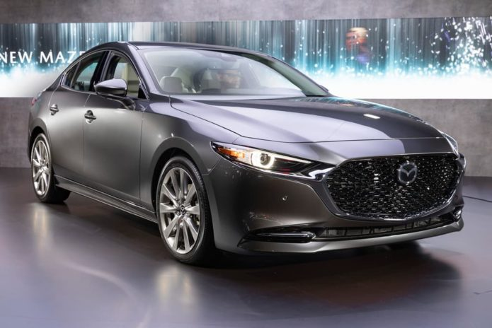 Four things you should know about the 2019 Mazda3