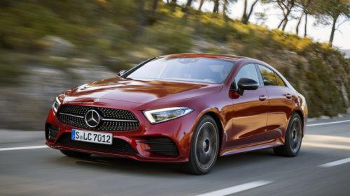 2019 Mercedes-Benz CLS 450 review