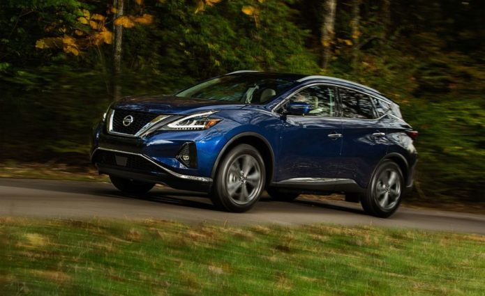 2019 Nissan Murano First Drive Review: Styling Tweaks and Fresh Tech for a Comfy Cruiser