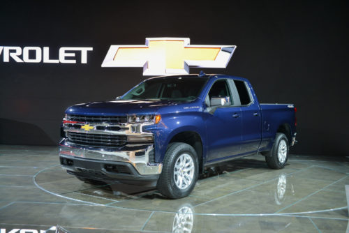 The 2020 Chevrolet Silverado HD boasts monstrous torque, intimidating front end