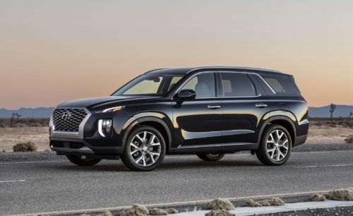 8 seats and 16 cupholders: 2020 Hyundai Palisade reports for family-hauling duty