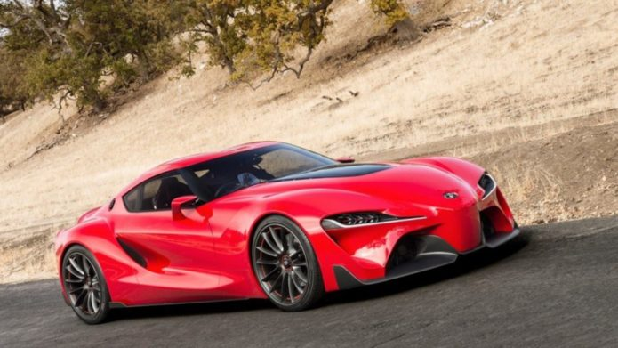 Toyota Ft1 Specs >> The hotly anticipated 2020 Toyota Supra continues its digital striptease | GearOpen