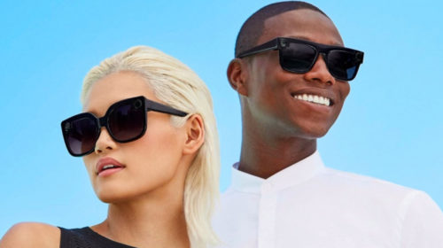 And finally: Snap Spectacles lead changes hands (again)