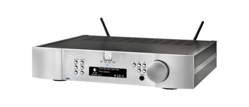 The Moon 390 network player aims to be the gateway to great sound