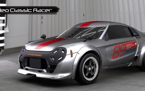 This Honda S660 Neo Classic Racer is making us green with envy