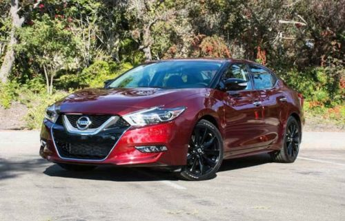 2019 Nissan Maxima gets more driver-assist tech, keeps aggressive styling