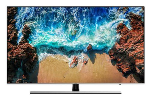 Samsung UE55NU8000 Review : A mid-range 4K LED LCD TV with HDR support and a comprehensive smart platform