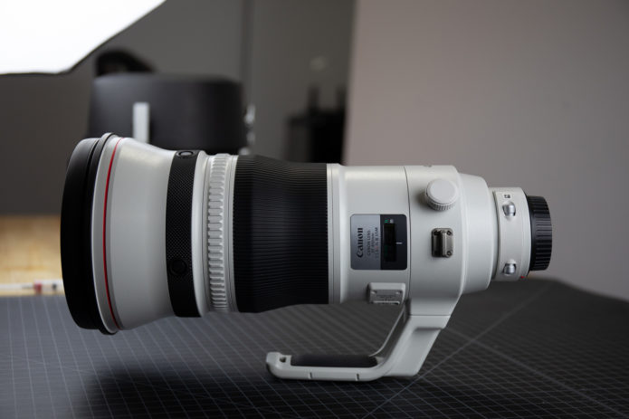 The Great 400mm f/2.8 Teardown Competition. Part 1 – The Canon 400mm f/2.8 L IS III