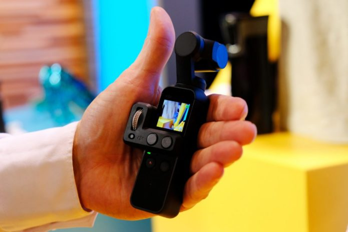 DJI Osmo Pocket Review: Best Vlogging Camera With 4K Recording
