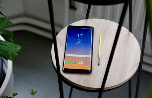 Android Pie beta for Galaxy Note 9 arrives, but Brits left out again