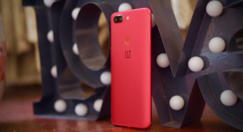 OnePlus 5 and 5T receive Android 9.0 Pie update