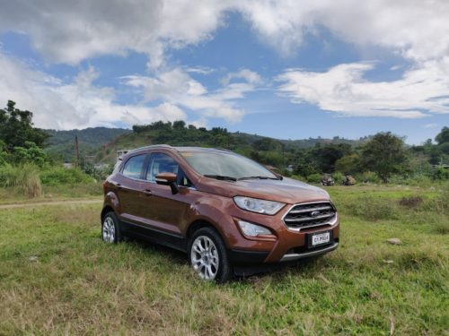 2018 Ford EcoSport 1.0 EcoBoost Titanium AT Review: The Way It Was Meant To Be