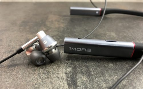 1MORE Triple Driver BT in-ear headphones review