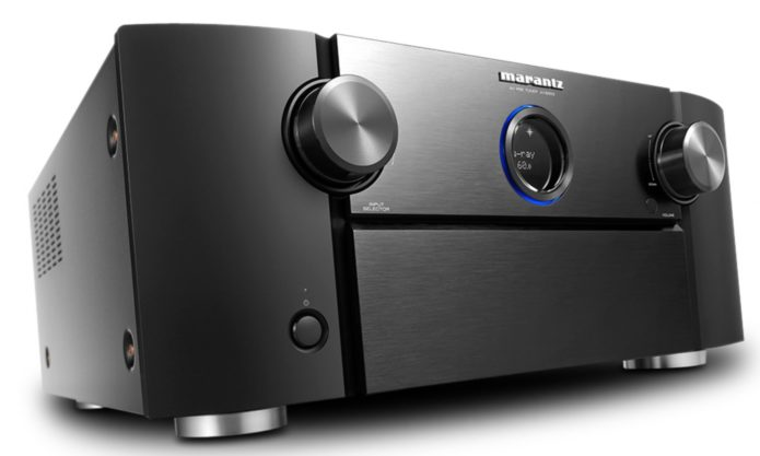 Marantz AV8805 13.2-Channel AV Processor Review