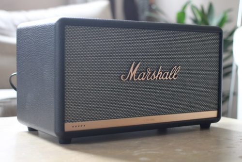 Marshall Stanmore II Voice Review : If you want to really do your music justice, look no further