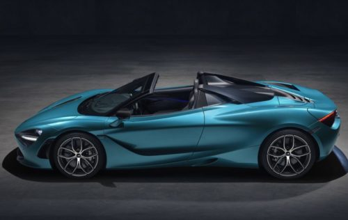 McLaren 720S Spider is a stunning droptop without compromise