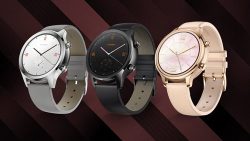 Stylish TicWatch C2 arrives to challenge Fossil in the Wear OS fashion stakes