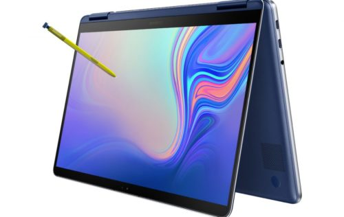 Samsung Notebook 9 Pen pairs S Pen with an all-metal 2-in-1