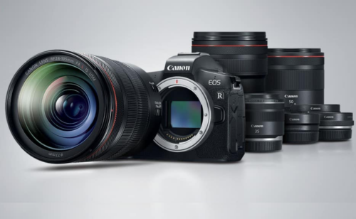 Next Canon EOS R Full Frame Mirrorless Cameras to Feature 5 axis IBIS