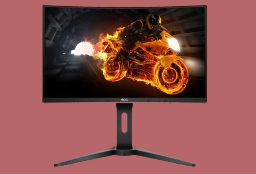 AOC C24G1 review: A £200 curved monitor with AMD FreeSync Too good to be true?