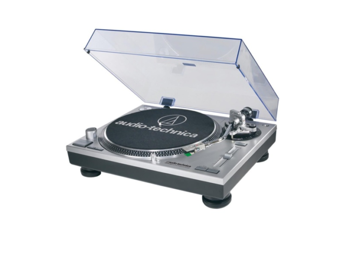 Audio-Technica AT-LP120-USB turntable review: Listen to your vinyl collection and digitize it, too