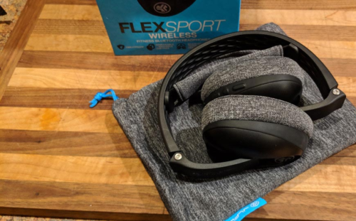 JLab Audio Flex Sport review: The only over-the-ear gym headphones that make sense