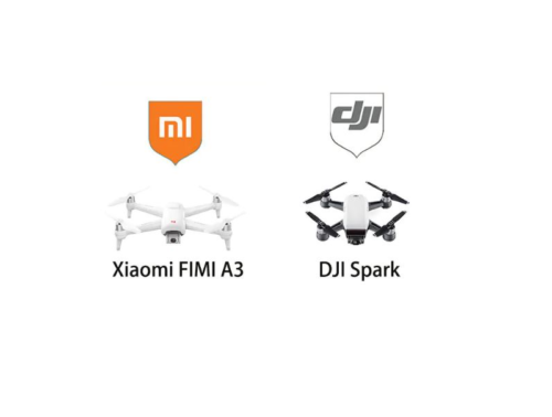 Xiaomi FIMI A3 vs. DJI Spark: Check Out The Two Beginner Quadcopters