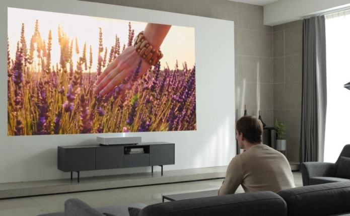 LG Laser 4K projector set to stun at CES 2019