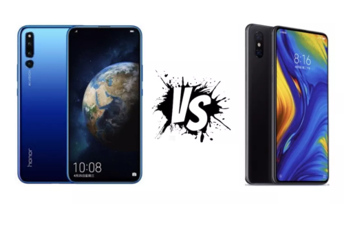 Xiaomi Mi MIX 3 vs Honor Magic 2: Comprehensive Comparison