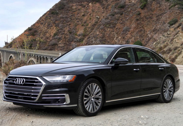 2019 Audi A8L First Drive: Luxury as a place of sanctuary