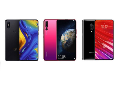 Xiaomi Mi MIX 3 Vs Honor Magic 2 Vs Lenovo Z5 Pro – Industry's 2018 Slider Phones Do Battle