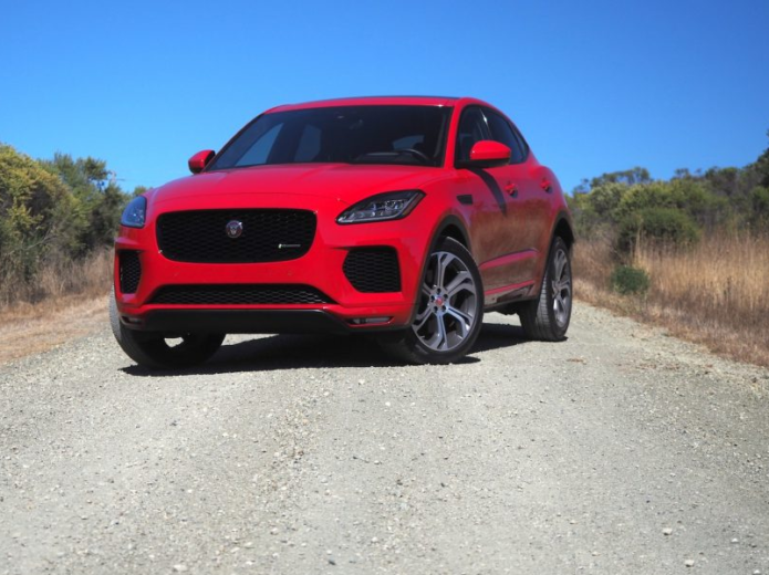 2018 Jaguar E-PACE Review: Mistaken Identity
