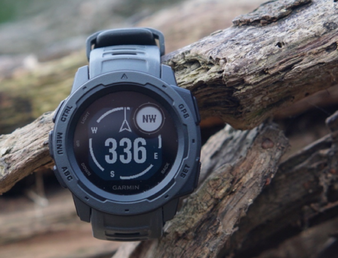 Garmin Instinct review : An outdoor watch that's built for hardcore adventurers