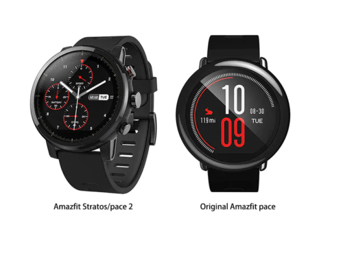 Xiaomi Amazfit Stratos smartwatch vs. Amazfit Pace smartwatch : Which should you purchase?