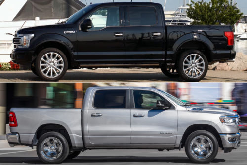 2019 Ford F-150 vs. 2019 Ram 1500: Which Is Better?